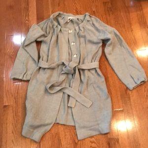 EUC Old Navy MATERNITY sweater coat
